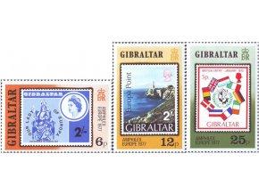 Gibraltar 0364 0366