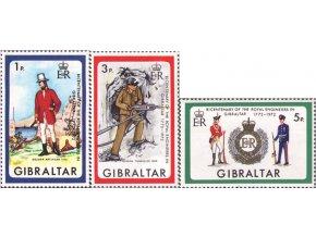 Gibraltar 0286 0288