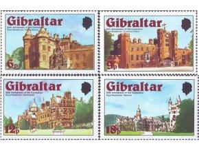 Gibraltar 0373 0376