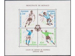 Monaco 1539 1542 Bl20