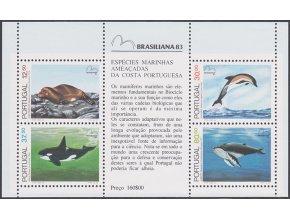 Portugalsko 1604 1607 Bl41