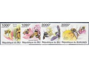 Burundi 1998 2001