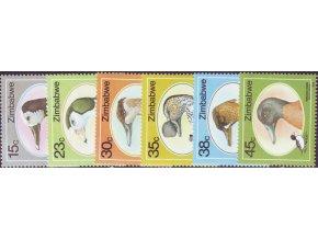 Zimbabwe 0390 0395