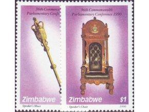 Zimbabwe 0448 0449