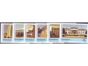 Zimbabwe 0442 0447