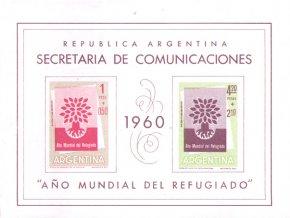 Argentina 0721 Bl 12
