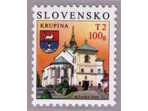 SR 2008 / 415 / Mestá - Krupina