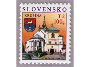 SR 415 Mestá - Krupina