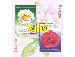 Bulharsko 4937 4938 Bl 323