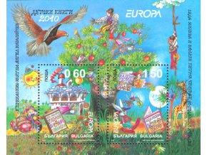 Bulharsko 4947 4948 Bl 326