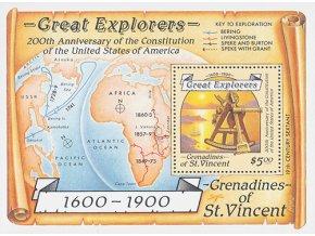 Grenad of St Vincent Bl 34