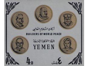 Jemen kr 0206 Bl 29
