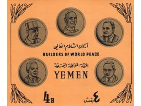 Jemen kr 0215 Bl 30