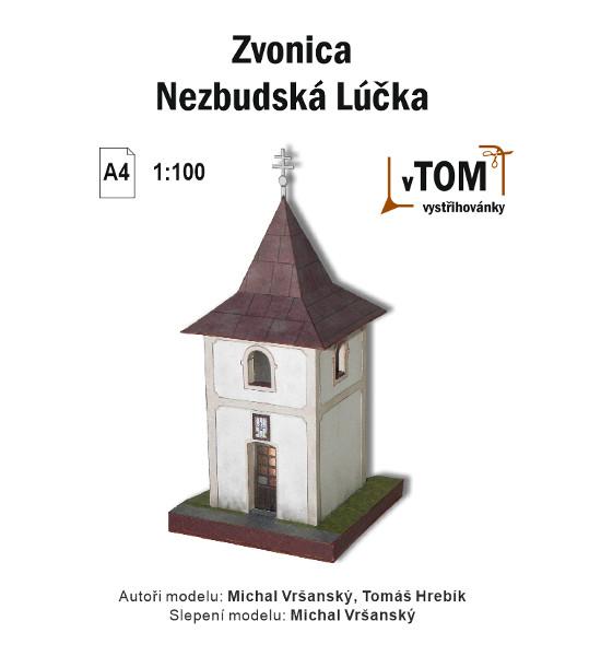 Zvonice Nezbudská Lúčka