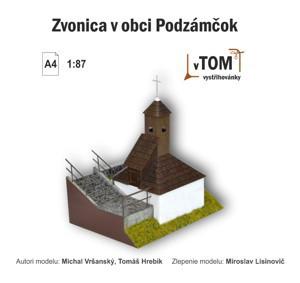 Zvonica Podzámčok