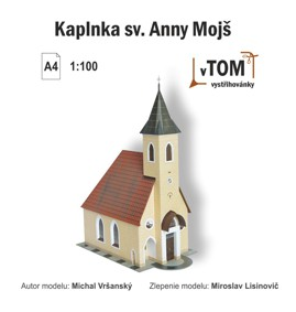 Kaplnka sv. Anny - Mojš