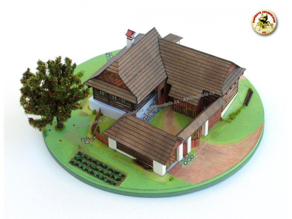 Usedlost Csmor vrchovina5b
