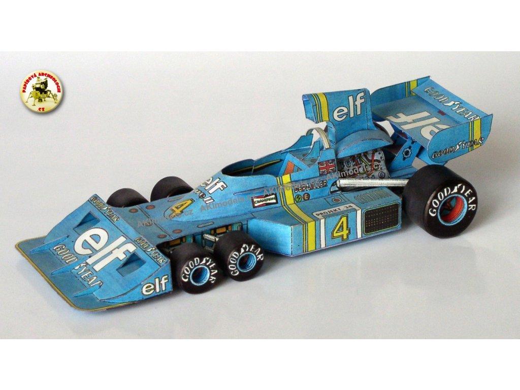 Tyrrell P34b