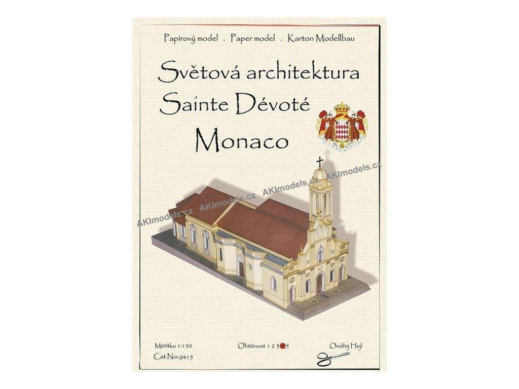 Monaco - Sainte Dévoté