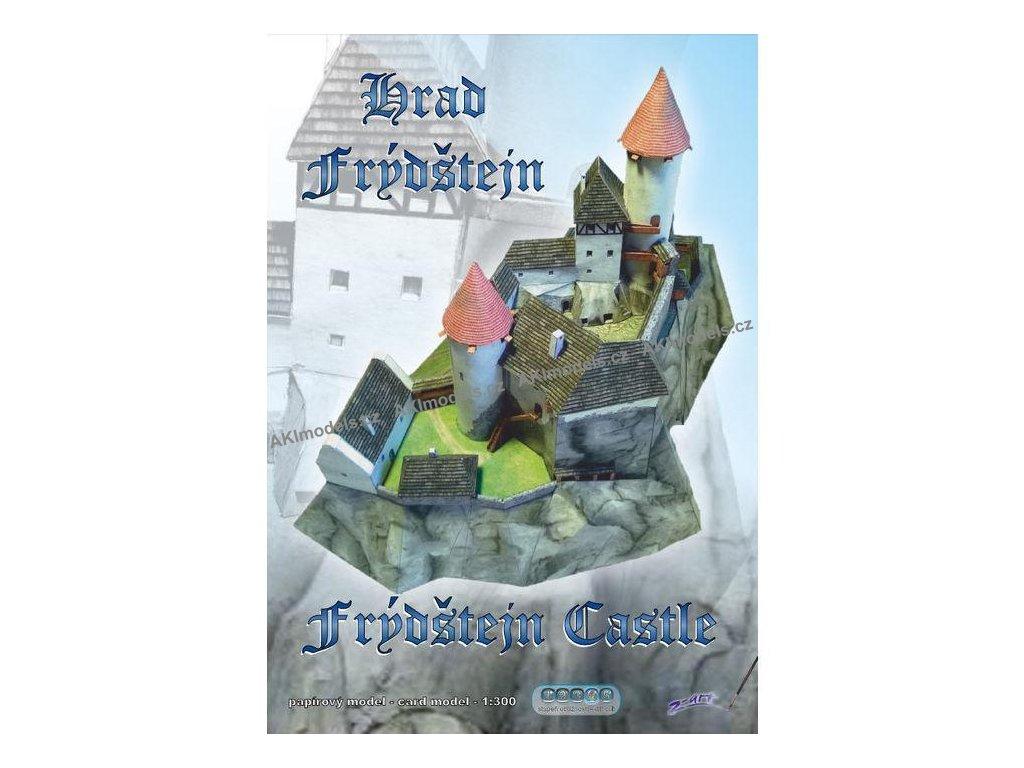 Frýdštejn - hrad