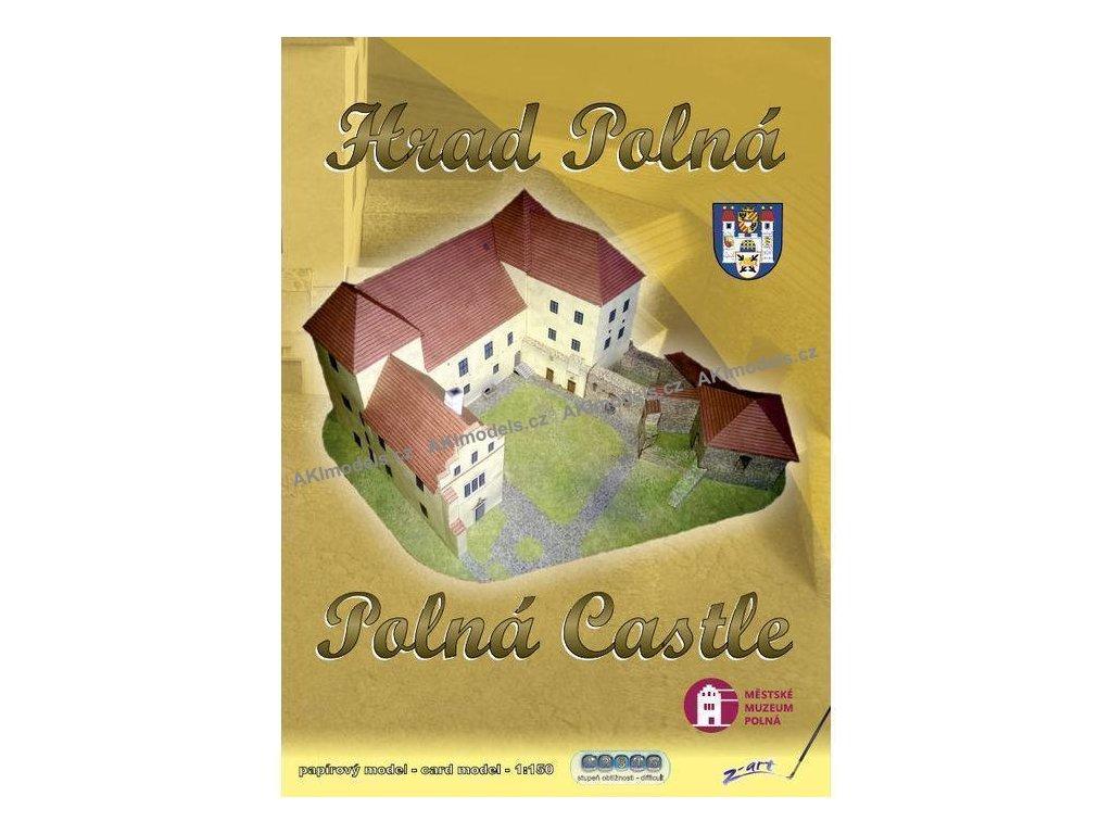 Polná - hrad