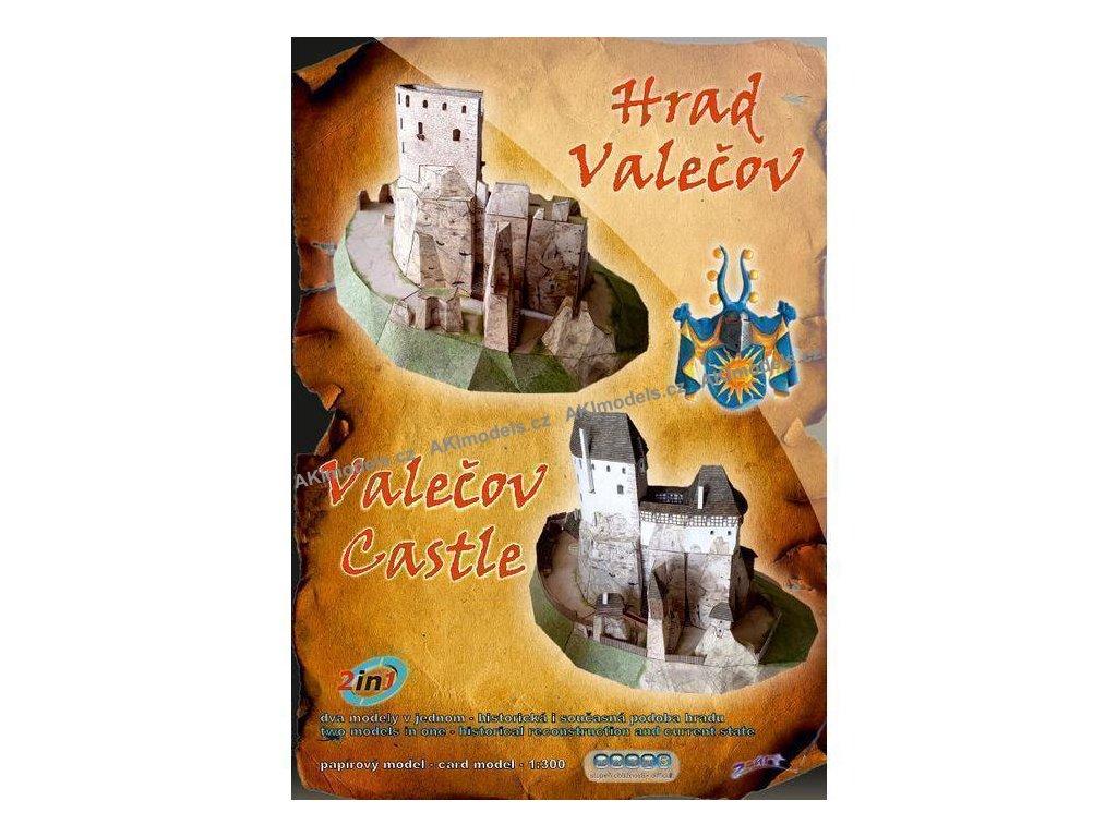 Valečov - hrad