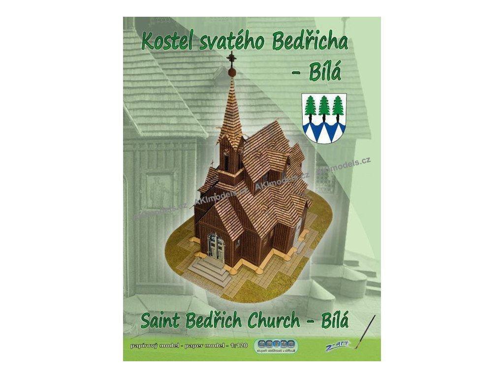 Kostel sv. Bedřicha, Bílá