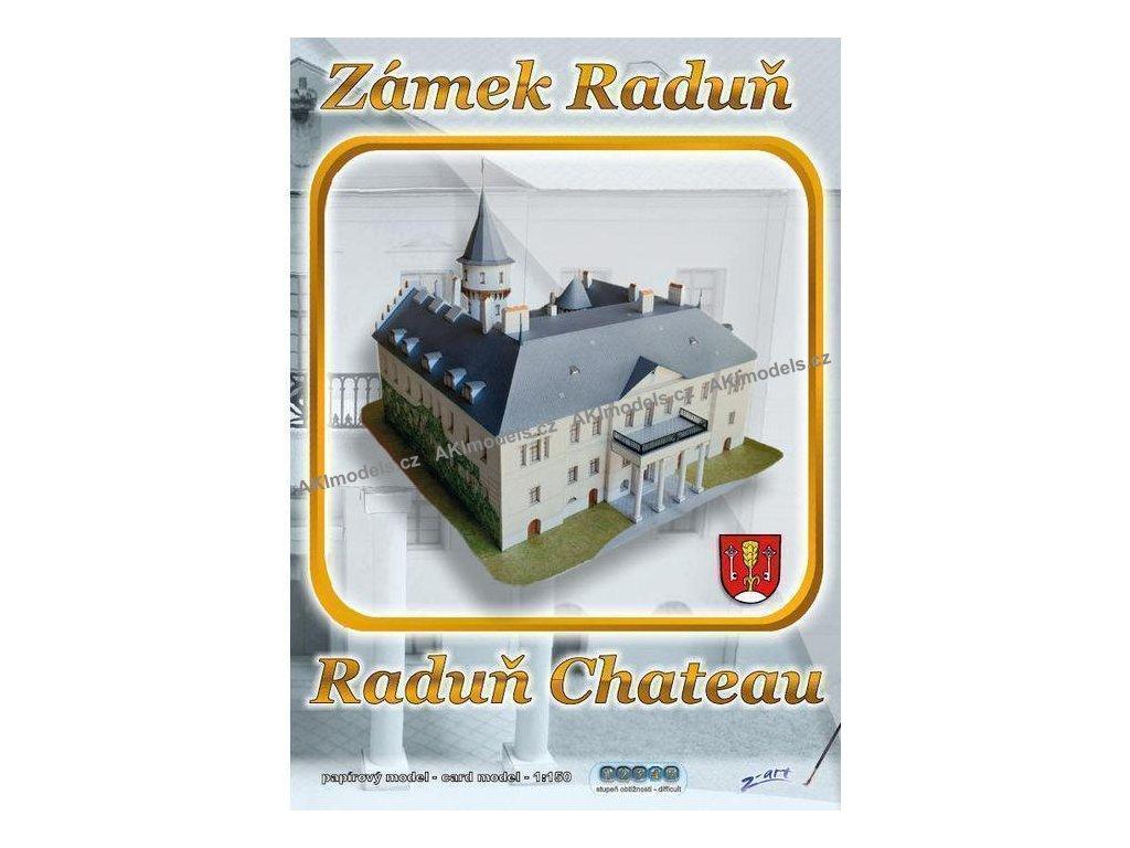 Raduň - Zámek