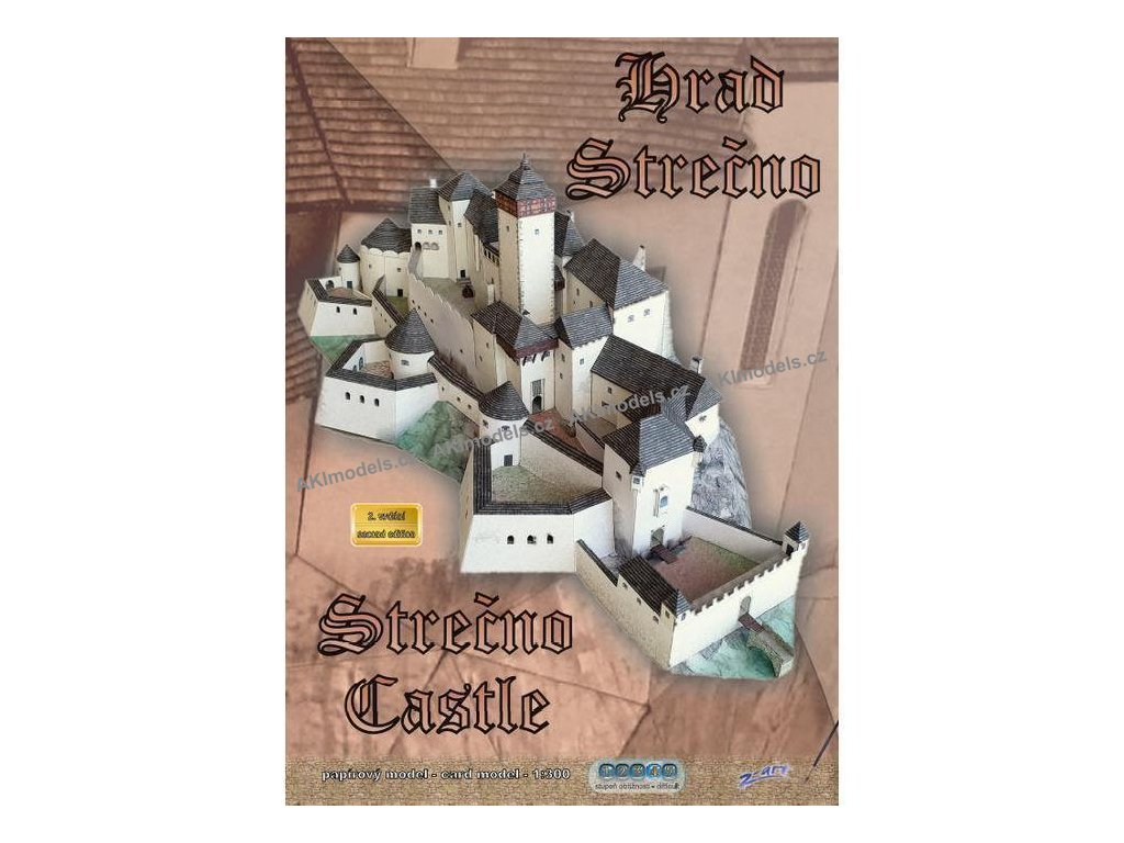 Hrad Strečno (2. vydání)