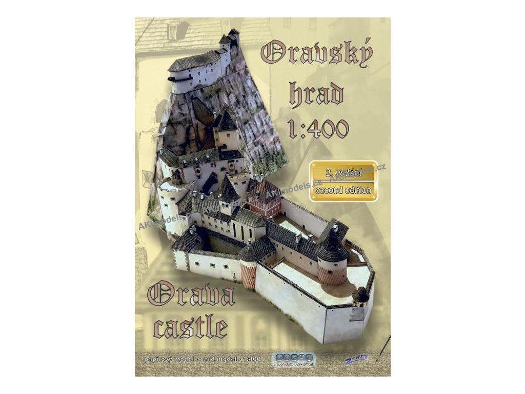 Oravský hrad (2. vydání)