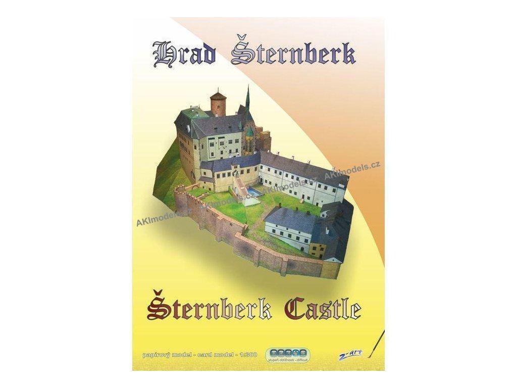Šternberk - hrad