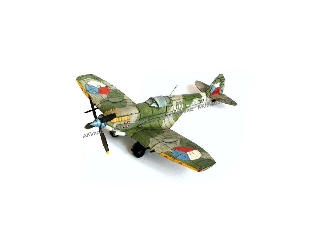 Spitfire L.F.Mk. IXE