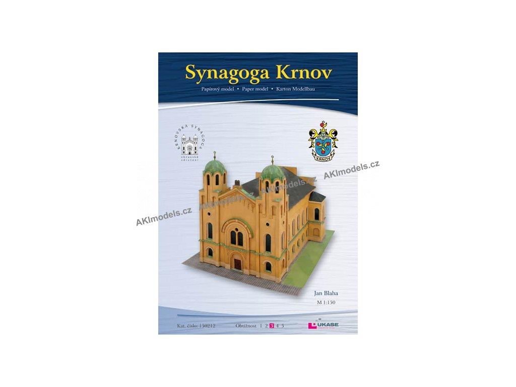 synagoga krnov