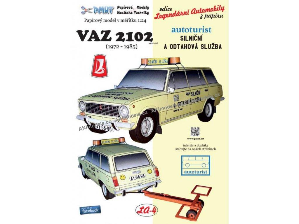 VAZ 2102 Autoturist