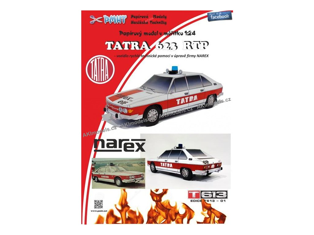 Tatra 623 Narex