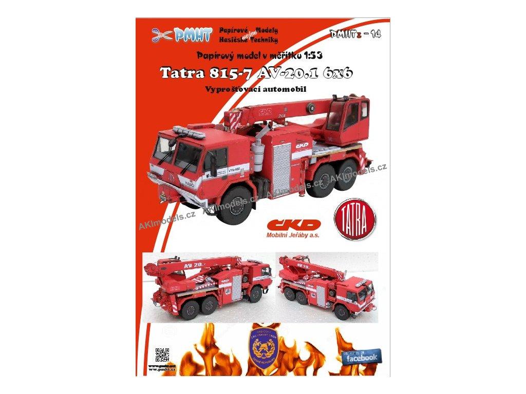 Tatra 815 7 av20.1 6x6