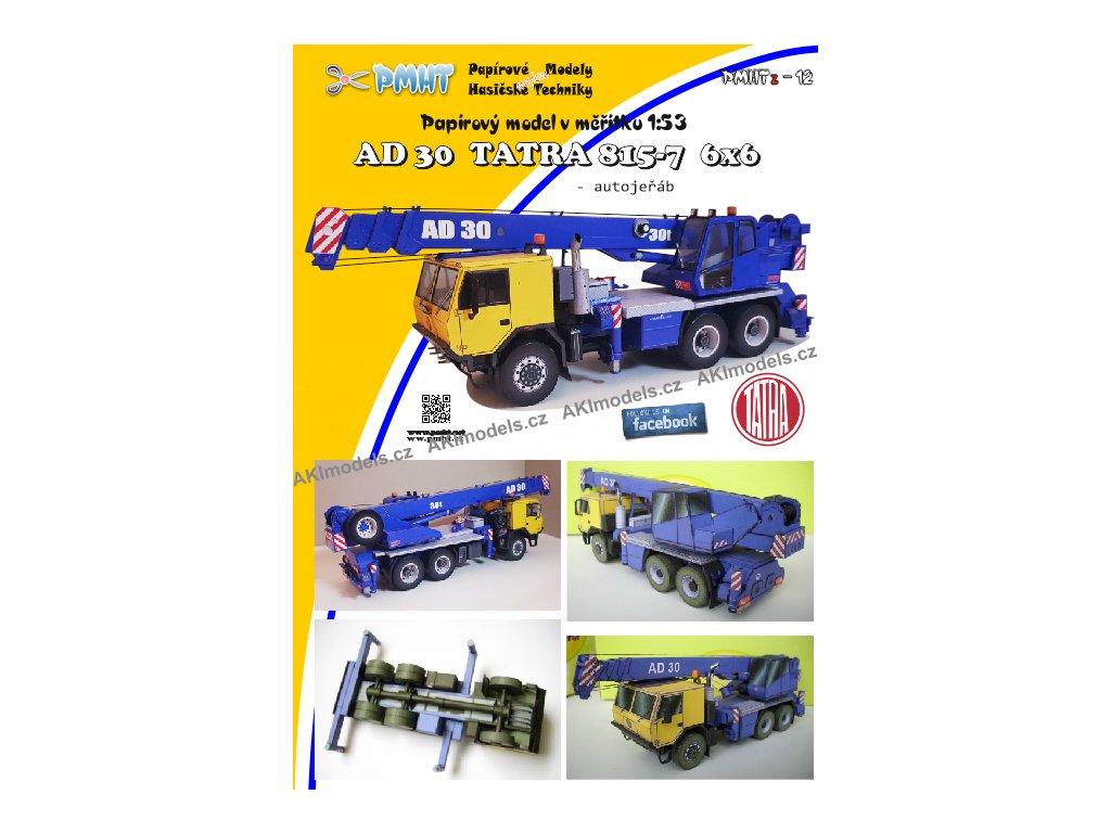AD30 Tatra 815 7 6x6