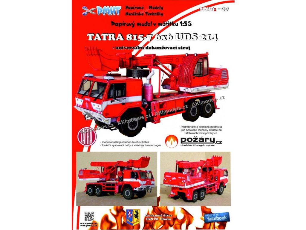 Tatra 815 7 6x6 UDS 214 1 53