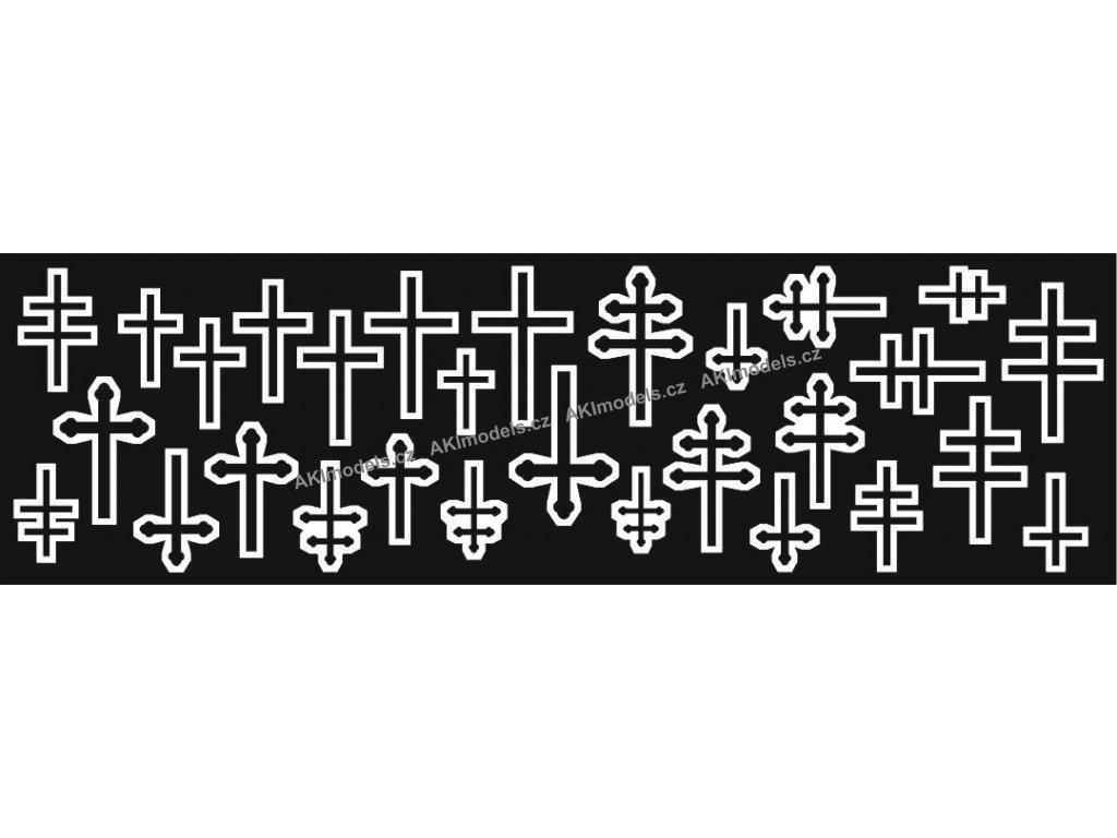 sada křížků
