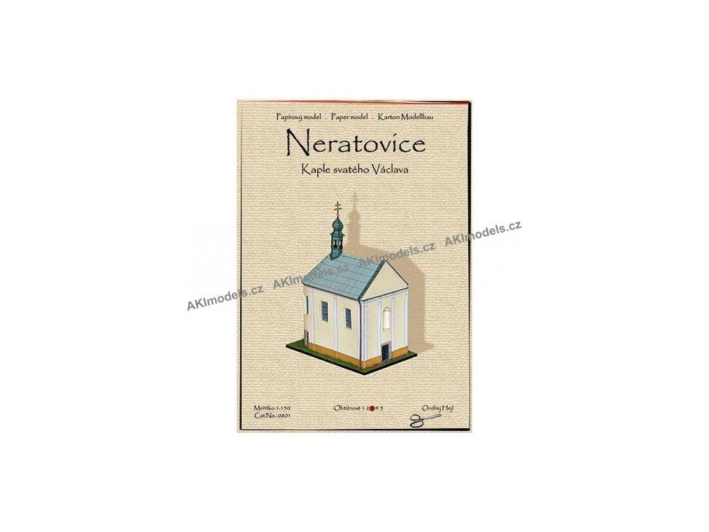 Neratovice - Kaple sv. Václava