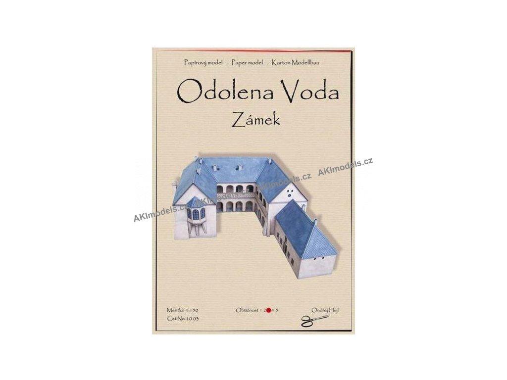 Odolena Voda - zámek (tvrz)