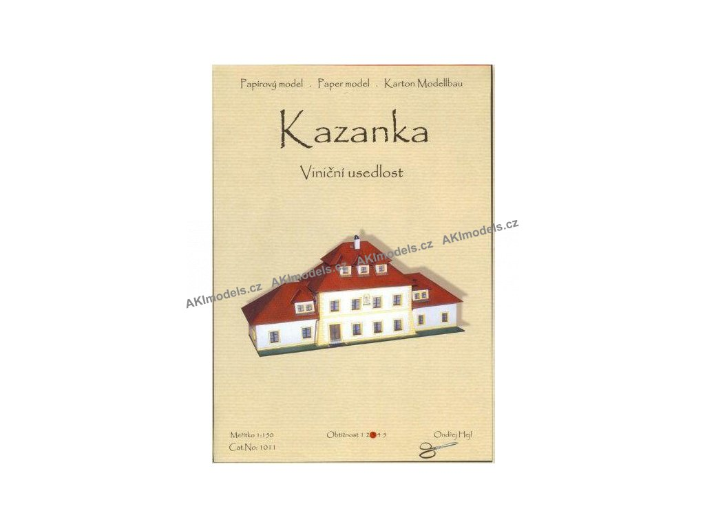 Viniční usedlost Kazanka