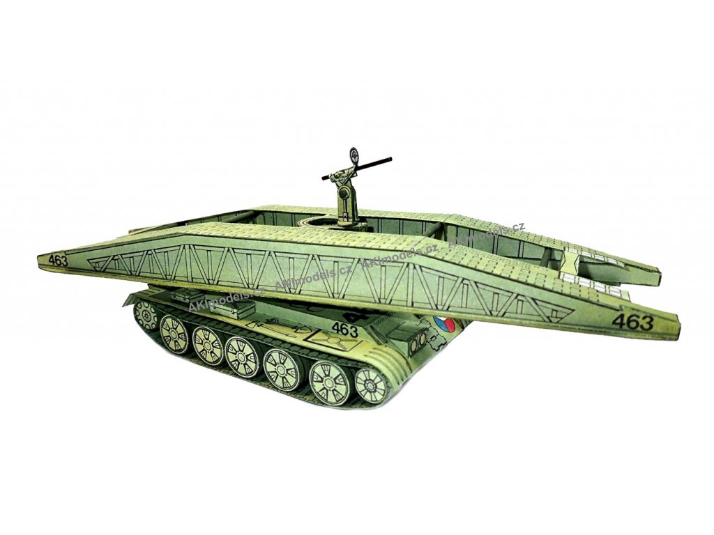 mostni tank