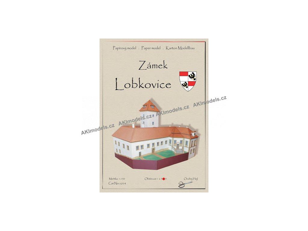 Lobkovice - zámek