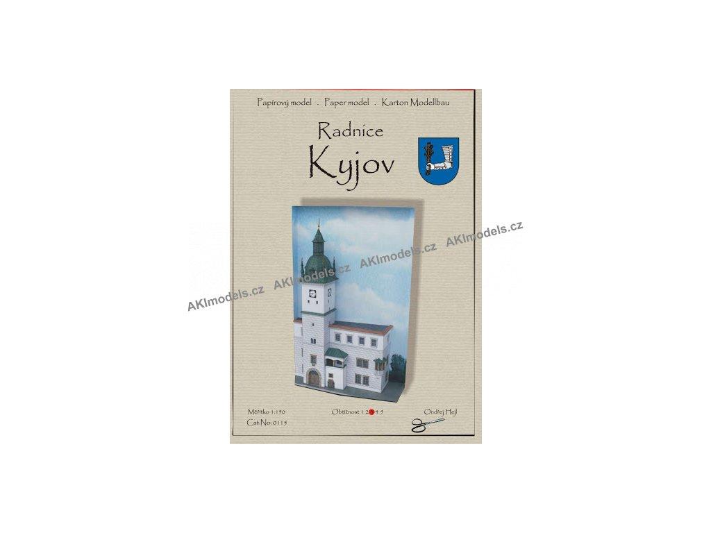 Kyjov - radnice