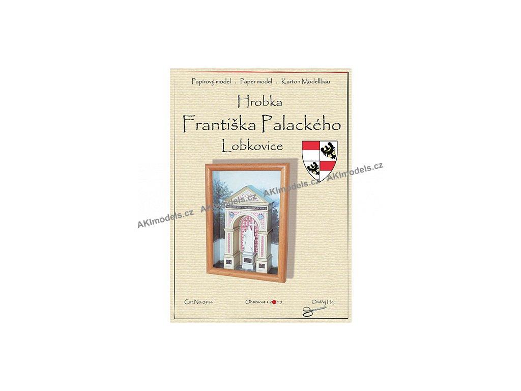 Hrobka Františka Palackého - Lobkovice