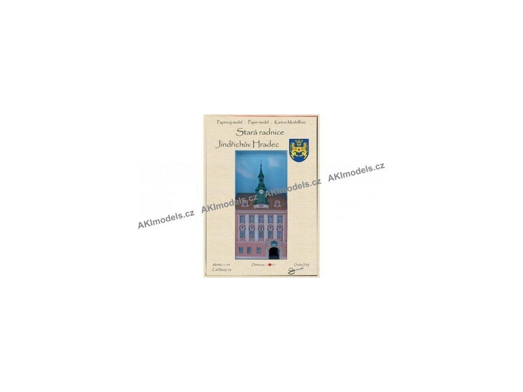 Jindřichův Hradec - stará radnice