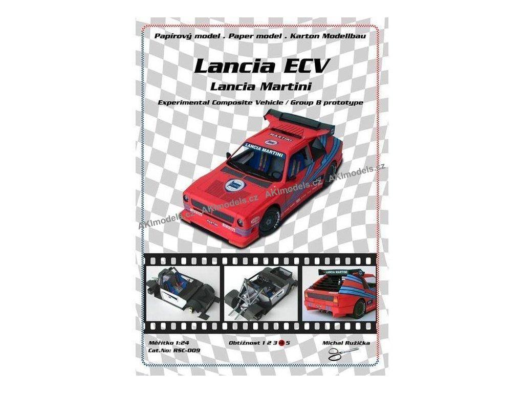 Lancia ECV Martini