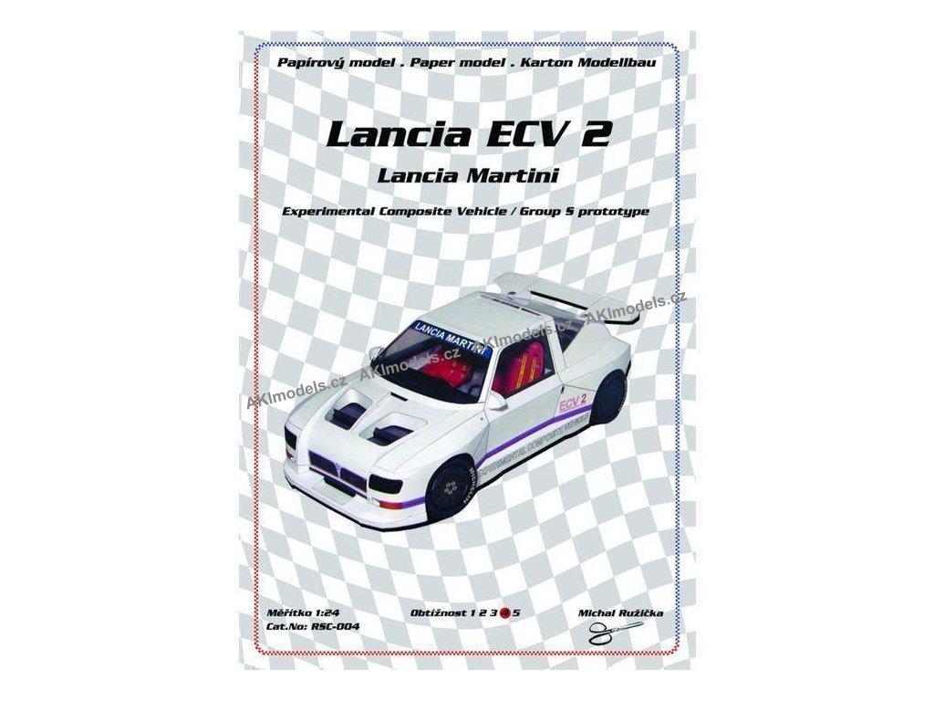 Lancia ECV 2 Martini