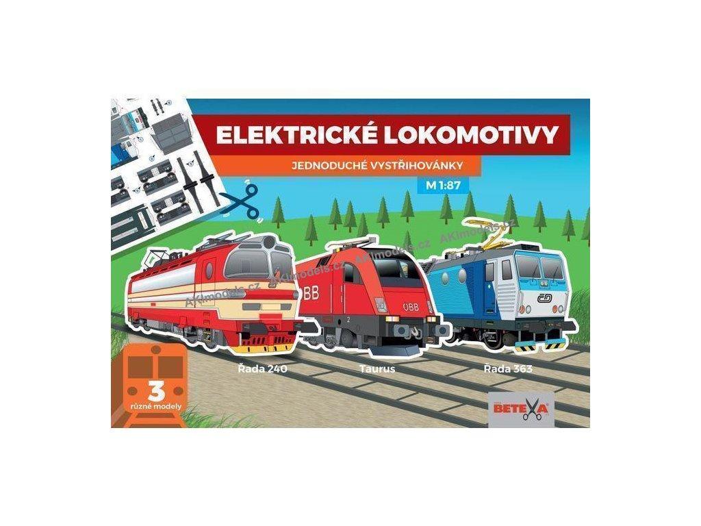 Elektrické lokomotivy